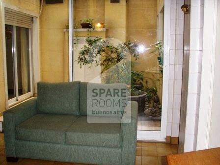 Exclusive place for this room in the apartment in Belgrano