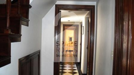 The hall  frech style at the apartment in Downtown/Retiro