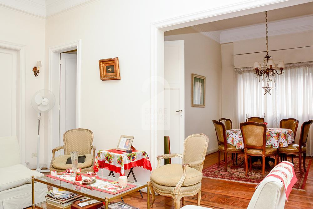 Living room in Recoleta